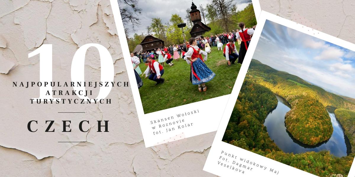 10 Najpopularniejszych Atrakcji Turystycznych w Czechach