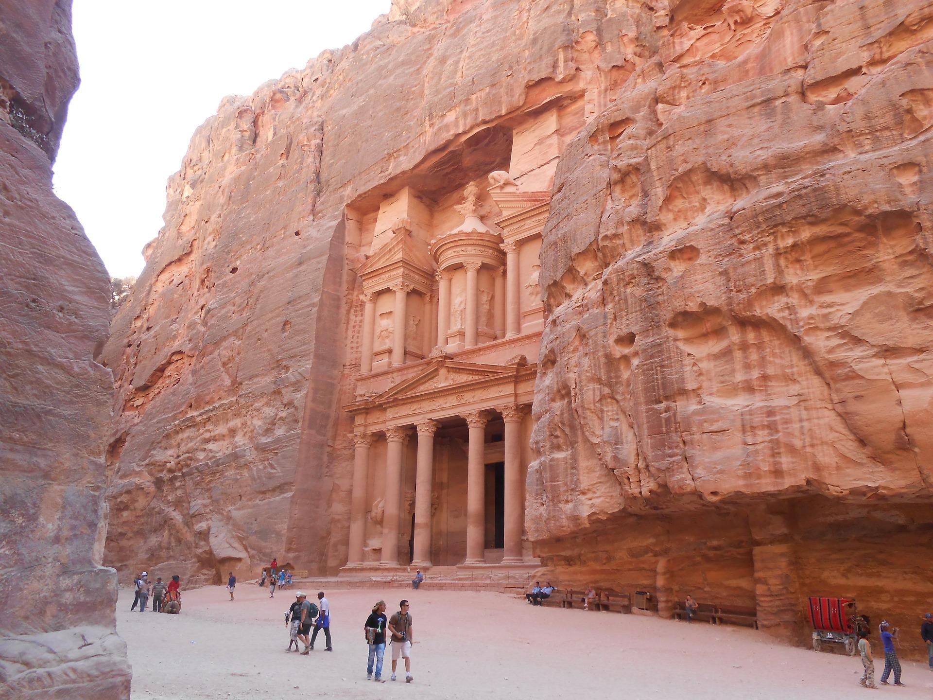 Cyfrowy przewodnik po południowej Jordanii